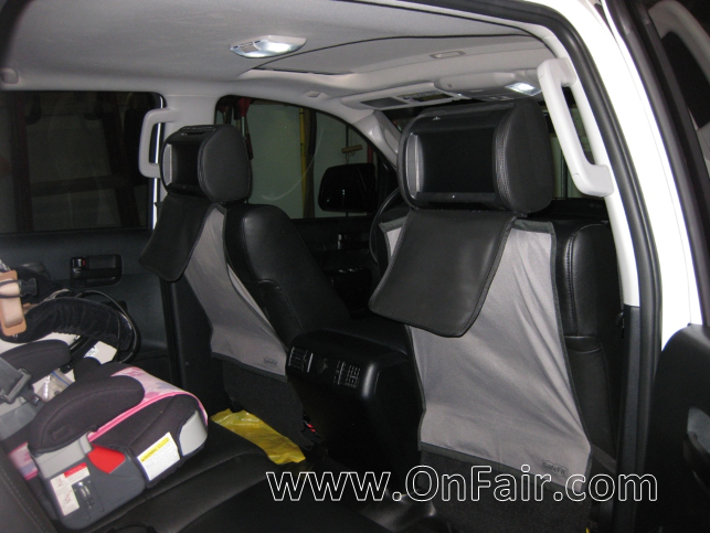 headrest dvd player install photo 2011 toyota tundra. Black Bedroom Furniture Sets. Home Design Ideas