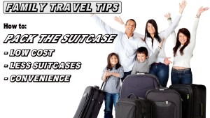 packing the suitcase tip