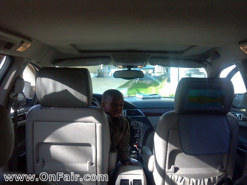 2004 Chrysler Pacifica Headrest Monitor Review A